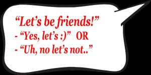 5.7.15 Friendship